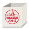 TAGG ships to Trader Joe's