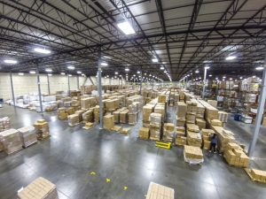 warehouse - fulfillment - center