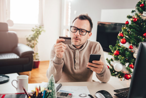 Holiday Sales Surge Online As More People Work from Home