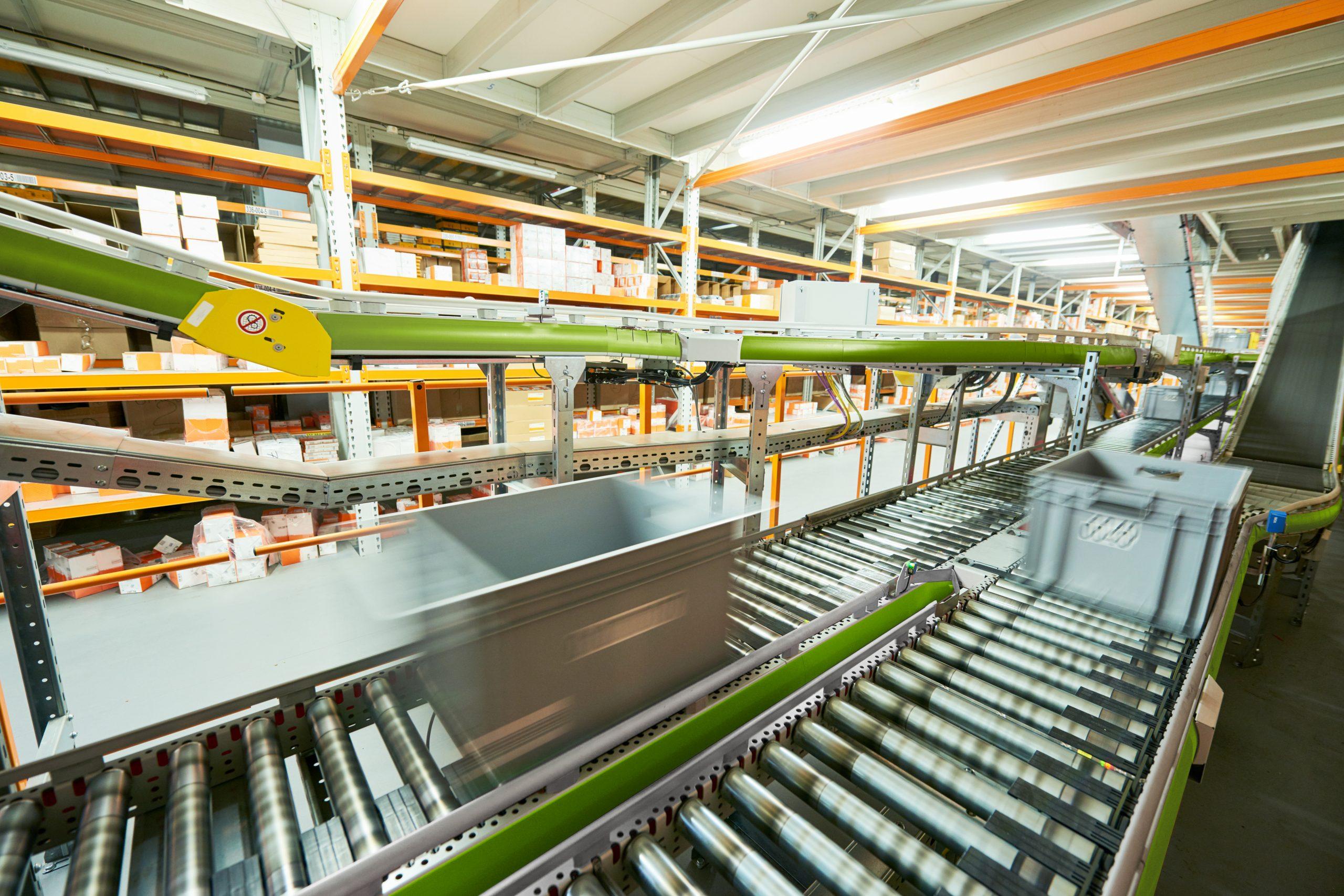 TAGG E Commerce Order Fulfillment Warehouse
