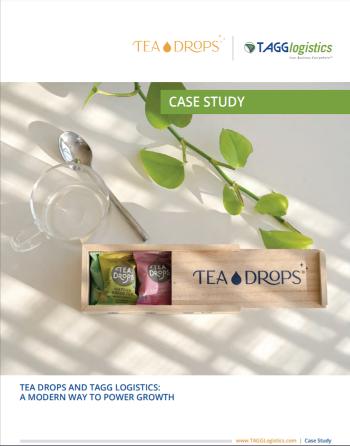 tea drops case study