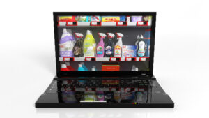 ecommerce order fulfillment for cleaning products
